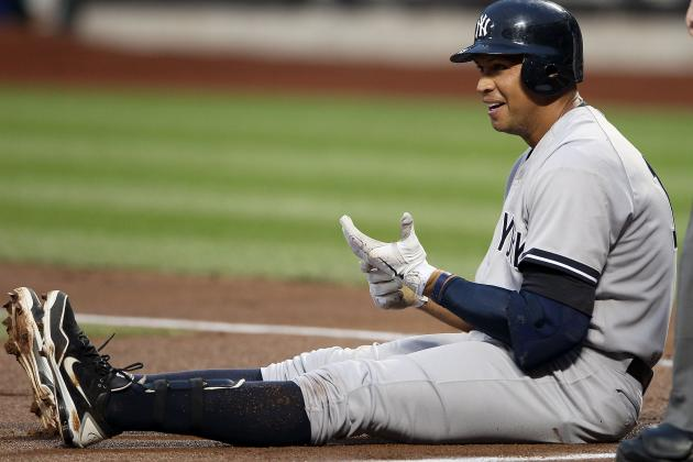 New York Yankees: Alex Rodriguez and Derek Jeter Voted Most Overrated in SI Poll