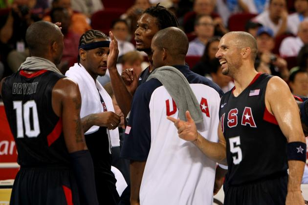 Summer Olympics 2012 Predictions: Men's Basketball Bracket and Medal Winners
