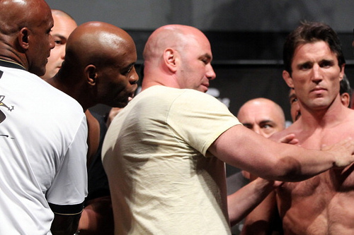 Silva vs. Sonnen 2: What the Fight Means to Each Man's Legacy
