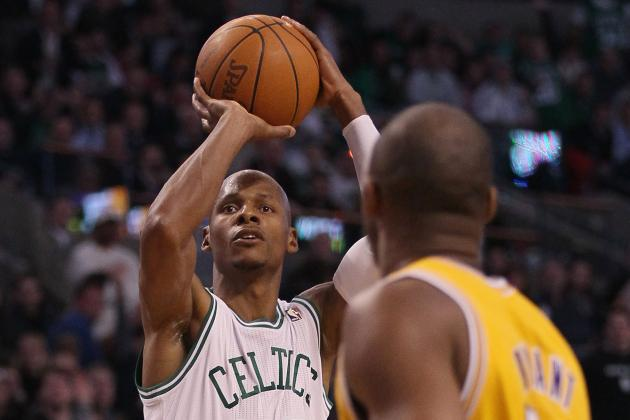 Ray Allen Would Be in Rare Company with Boston Celtics' Offer of No-Trade Clause