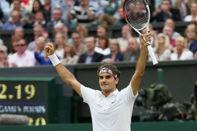 Wimbledon Tennis 2012 Finals: Experienced Roger Federer Will Drop Andy Murray
