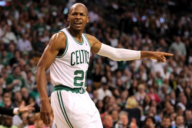 NBA Free Agency 2012: Ray Allen to Reportedly Join Miami Heat