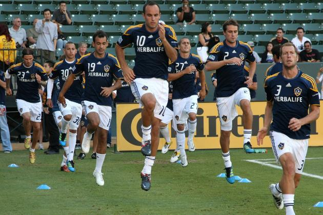 Los Angeles Galaxy vs. Chicago Fire: Play-by-Play Analysis, Reaction and More