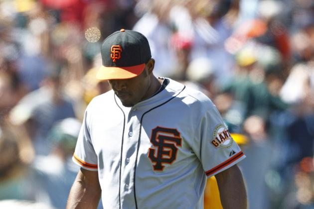 Santiago Casilla: When Will the Giants' Pitcher Be Stripped of the Closer Role?