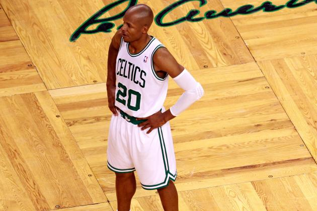Ray Allen Divorces the Boston Celtics to Start Relationship with Miami Heat