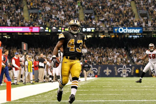 Fantasy Football 2012: Don't Be Afraid to Roll with Darren Sproles