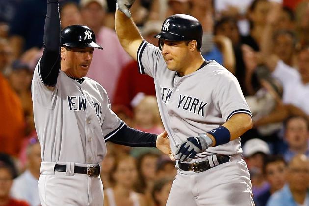 Yankees 10, Red Sox 8