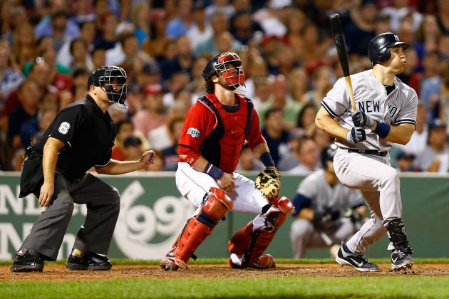 Yankees-Red Sox: Bombers Open Series with Slugfest, Win 10-8 at Fenway Park