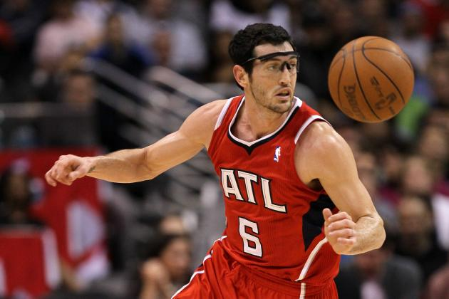 NBA Free Agency 2012: The Lakers Should Target Kirk Hinrich