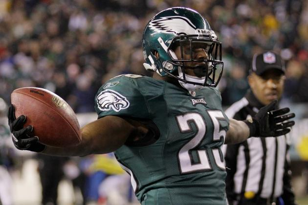 Ranking the NFC East Running Games: LeSean McCoy Carries Philly to Top