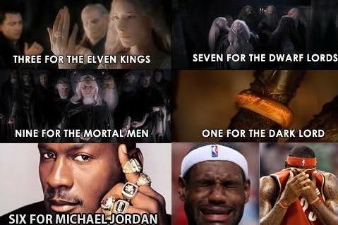 NBA Superstar Status Is Determined by Rings or Statistics?