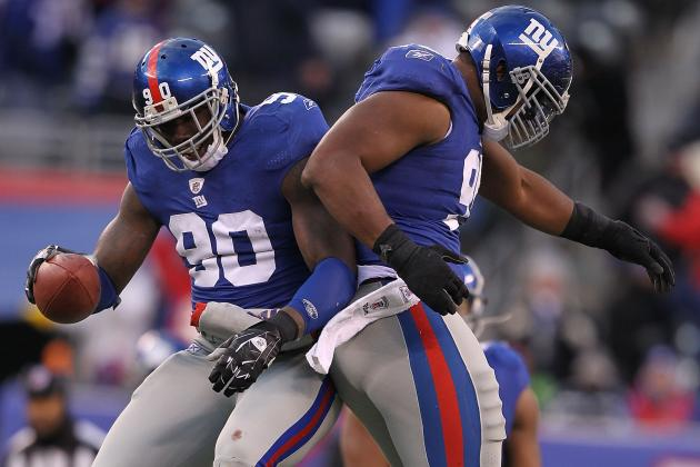 Ranking the NFC East Pass Rushes: Toss-Up Between Giants and Eagles