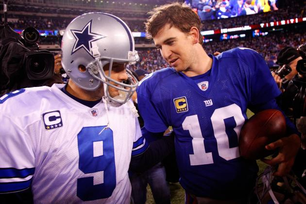 NFC East Player Power Rankings: Quarterback Edition