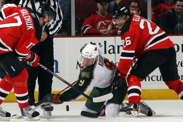 NHL Free Agency 2012: Will 2013 Mark a Rebuilding Year for the N.J. Devils?
