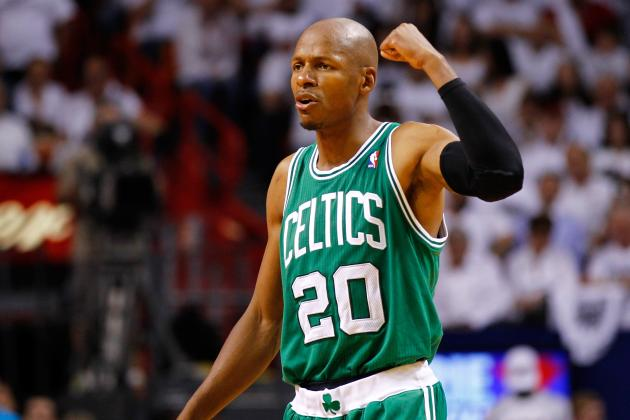 Ray Allen to Miami Heat: Where Allen Fits Best into Heat's Offense