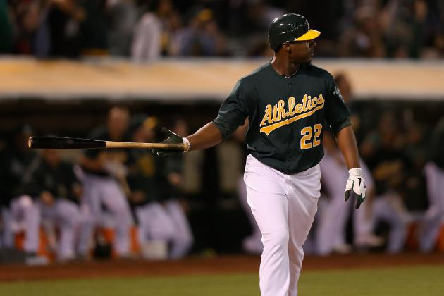 Chris Carter Blasts the A's Back to .500 with 11th-Inning Walk-Off Home Run