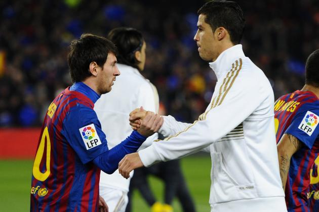 Can Cristiano Ronaldo Beat Lionel Messi to 2013 Ballon D'Or?