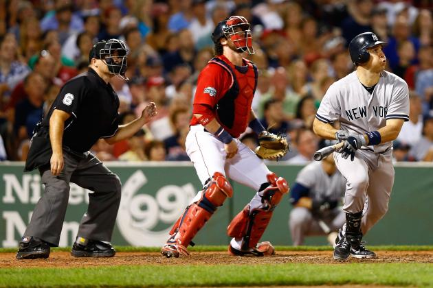 Mark Teixeira: Vicente Padilla of Boston Red Sox 'Throws at People'