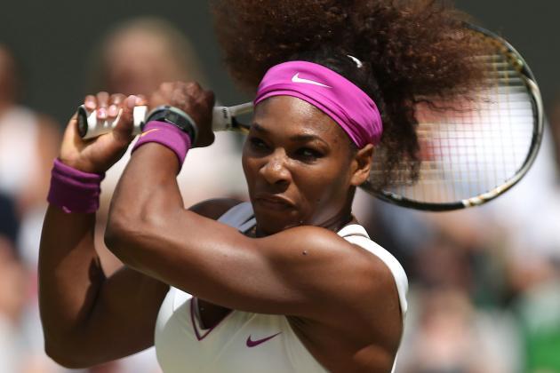 Wimbledon 2012 Women's Final: Score and Highlights from Williams vs. Radwanska