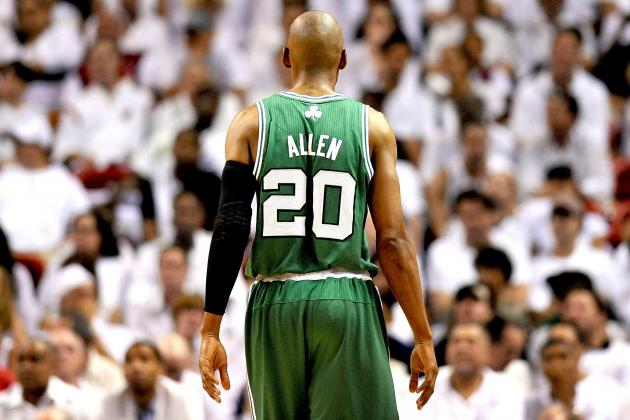 Ray Allen: Miami Heat Signing Intensifies Rivalry with Boston Celtics