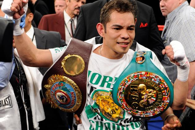 Nonito Donaire Aims to Unify Super Bantamweight Titles Against Jeffrey Mathebula