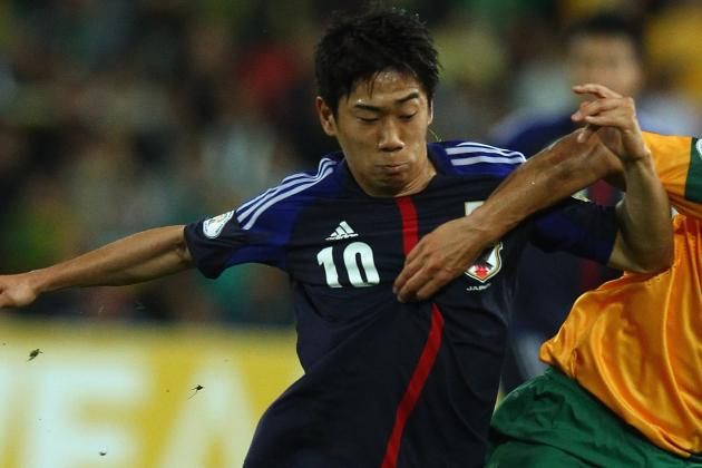 Robson Impressed by Kagawa Decision to Decline Number Seven Shirt