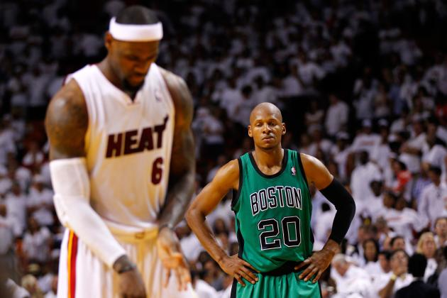 Judas Shuttlesworth: Ray Allen Turns Back on Celtics, Signs with Heat