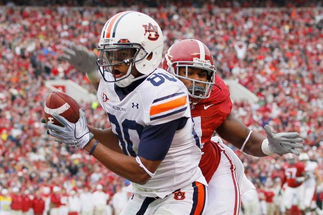 Auburn Football 2012: A Real Passing Threat Returns to the Plains