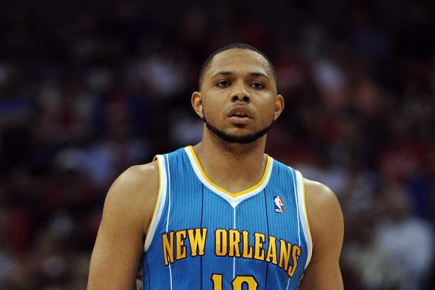 Are Eric Gordon and the New Orleans Hornets Reaching the Point of No Return?