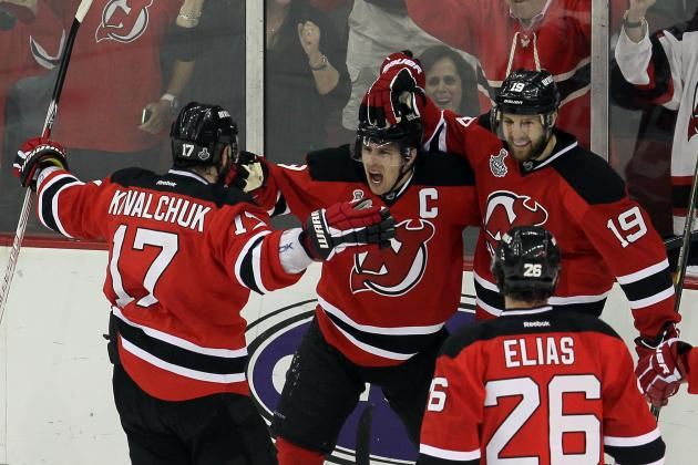 NHL Free Agency: Who Will the New Jersey Devils Replace Zach Parise With?