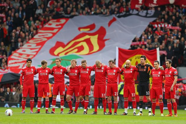 Liverpool FC: Why I Want to Stand on the Kop and Sing 'You'll Never Walk Alone'
