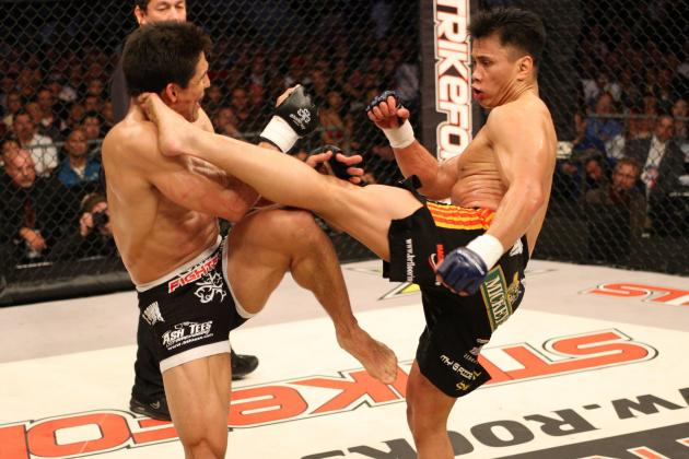 UFC 148: Cung Le vs. Patrick Cote Will Be Fight of the Night Winner