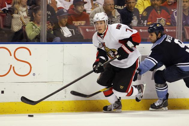 Ottawa Senators: Kyle Turris Needs to Step Up for the Team This Season