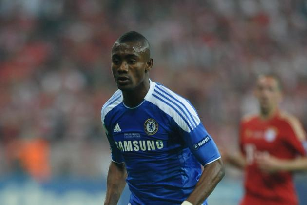 Summer Transfer Window: Former Chelsea Player Salomon Kalou Joins Lille