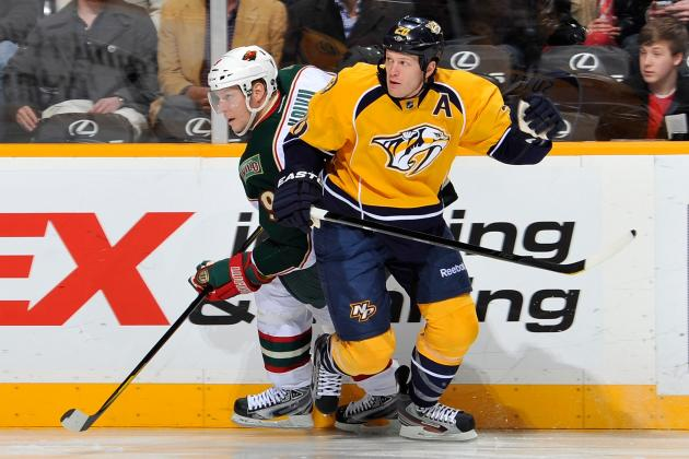 2012 NHL Free Agents: The Other Team That Benefits from Wild's Big Signings