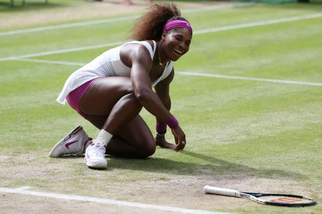 Wimbledon 2012 Results: Top Moments from Women's Final Showdown