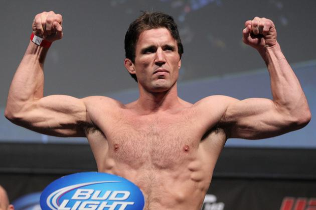 UFC 148 Chael Sonnen Interview: 'Silva Asking for a 3rd Match Is Unrealistic'