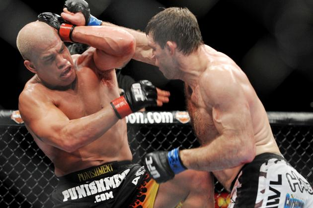 UFC 148: Forrest Griffin Will Dominate the Rubber Match vs. Tito Ortiz