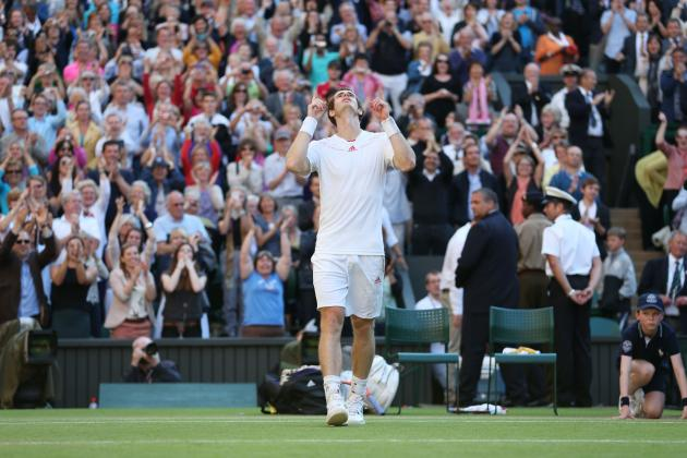 Wimbledon 2012: Could Andy Murray Become First British Man to Win Since 1936?