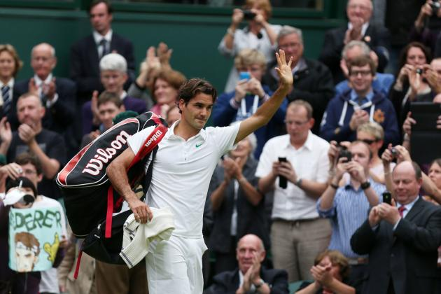 Federer vs Murray Men's Wimbledon Final 2012: Start Time, Live Stream & More