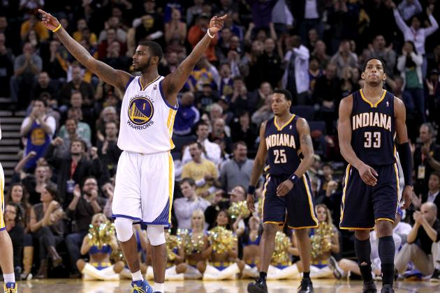 NBA Rumors: Dorell Wright's Time with the Golden State Warriors Is Up