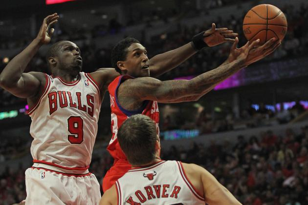 NBA Free Agency 2012: Why Chicago Bulls Should Pursue Lou Williams