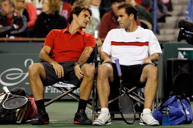 Wimbledon 2012: Pete Sampras Praises Roger Federer Prior to Final