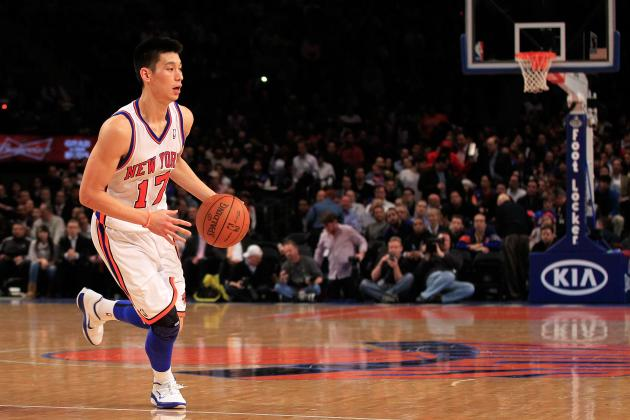 Jeremy Lin: Why New York Knicks Are Right to Match Houston Rockets' Offer