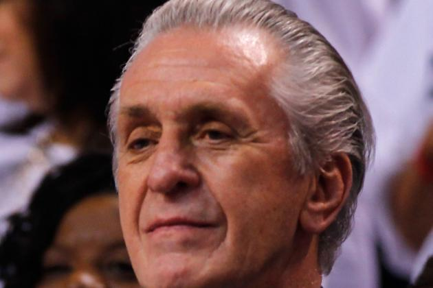 Ray Allen: Credit Pat Riley for Landing Another Big Fish at a Discounted Rate