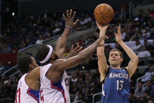 NBA Trade Speculation: Will Raptors Trade James Johnson for Luke Ridnour?