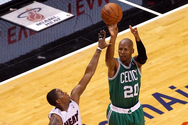 NBA Free Agency 2012: Ray Allen Cements Miami Heat's Finals Return