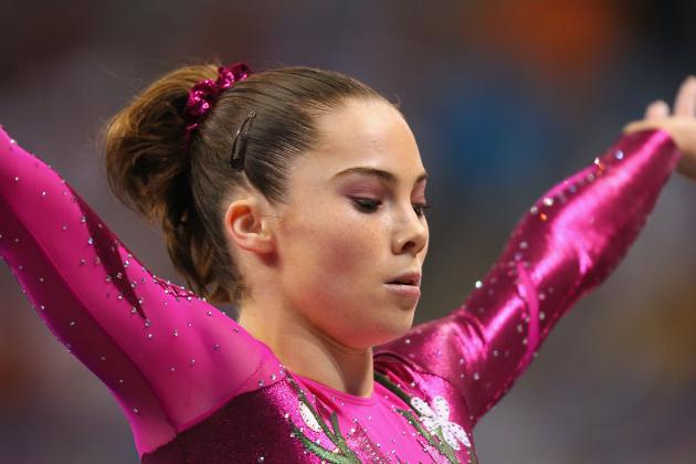 US Olympic Gymnastics Team 2012: Why McKayla Maroney Will Be X-Factor in Games
