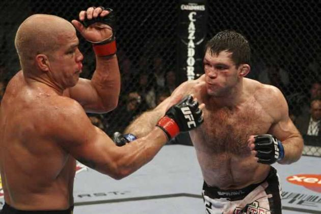 UFC 148: Forrest Griffin's Role in the Passing of a Legend