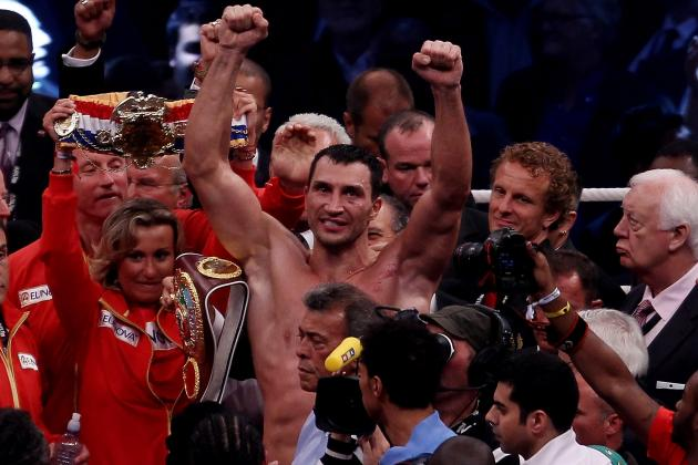 Klitschko vs. Thompson Results: Wladimir Impressive in KO Win
